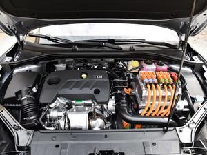 2018款45T E-DRIVE智驱混动 PILOT超级互联网版 发动机