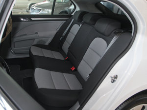 2013款1.4TSI GreenLine2 后排座椅