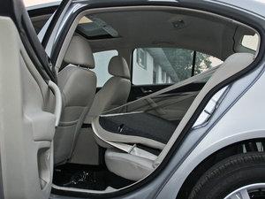 2015款1.6L 自动逸杰版 后排座椅放倒