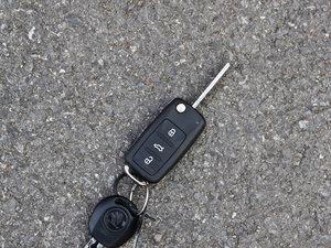 2015款1.6L 自动逸杰版 钥匙