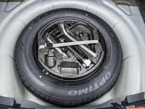 2015款1.6L 手动逸致版 备胎