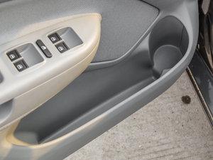 2015款1.6L 自动逸致版 车门储物空间
