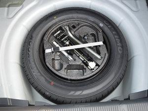 2015款1.6L 自动逸致版 备胎