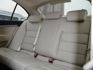 2015款1.6L 手动逸杰版 后排座椅