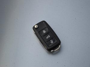 2015款1.6L 手动逸杰版 钥匙