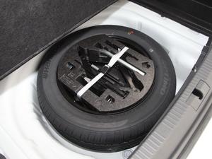2016款280TSI DSG创行版 备胎