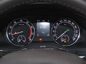 2017款280TSI DSG冠军版 仪表