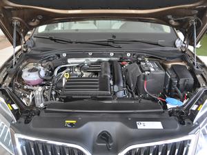 2017款280TSI DSG冠军版 发动机