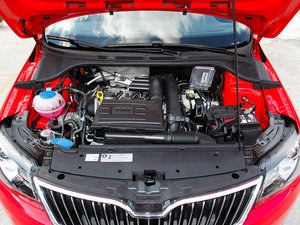 2016款改款 230TSI DSG智行版 发动机