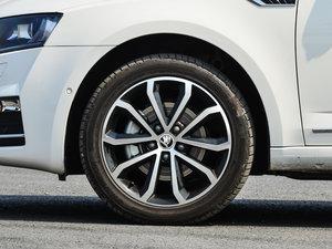 2017款280TSI 自动尊行版 轮胎