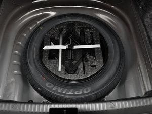 2017款1.6L 手动创行版 备胎
