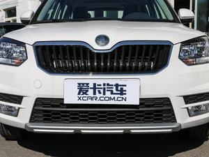 2017款280TSI DSG车享兄弟版 中网