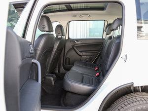 2017款280TSI DSG车享兄弟版 后排空间