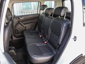 2017款280TSI DSG车享兄弟版 后排座椅