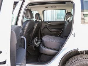 2017款280TSI DSG车享兄弟版 后排座椅放倒