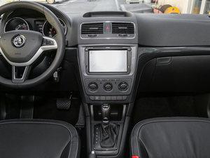 2017款280TSI DSG车享兄弟版 中控台