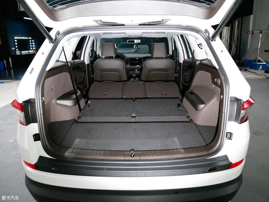 斯柯达首款中级SUV价格猜测 19.98万?