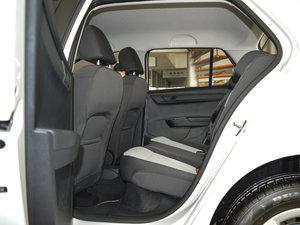 2017款1.4L 自动车享版 后排空间