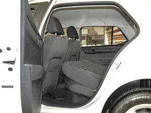 2017款1.4L 自动车享版 后排座椅放倒