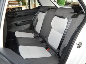 2017款1.4L 自动车享版 后排座椅
