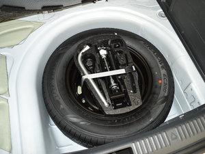 2017款1.4L 自动车享版 备胎