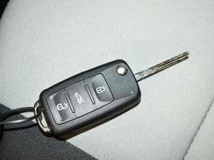 2017款1.4L 自动车享版 钥匙