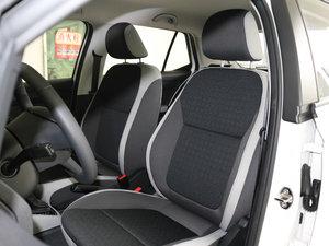 2017款1.4L 自动创行版 前排座椅