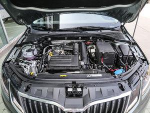 2018款TSI280 DSG旗舰版 发动机