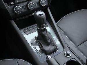 2018款TSI280 DSG旗舰版 变速挡杆