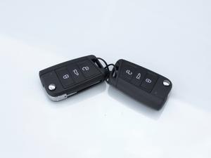 2018款TSI280 DSG旗舰版 钥匙