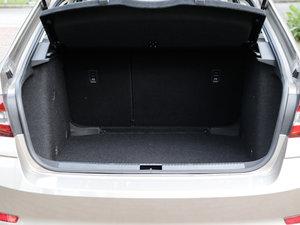 2018款280TSI 自动旗舰版 行李厢空间