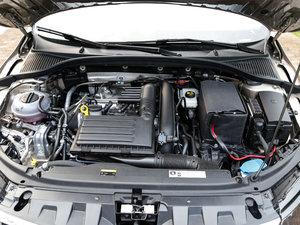 2018款280TSI 自动旗舰版 发动机