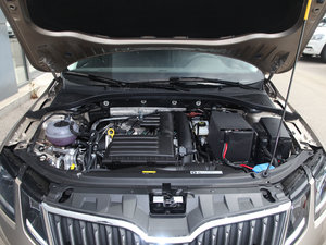 2018款280TSI 自动豪华版 发动机