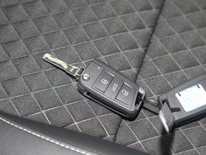 2018款280TSI 自动豪华版 钥匙
