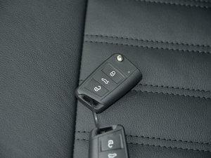 2018款280TSI 自动旗舰版 钥匙