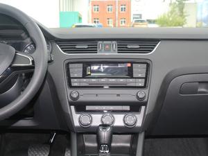 2018款经典款 1.6L 自动舒适版 中控台