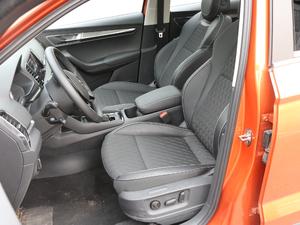 2018款TSI280 旗舰版 前排座椅