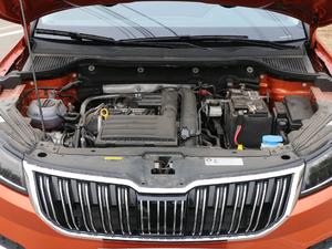 2018款TSI280 旗舰版 发动机