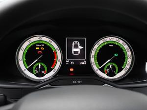 2018款330TSI DSG舒适版 仪表