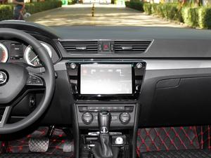 2018款330TSI DSG舒适版 中控台