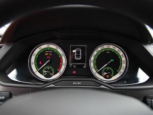 2018款280TSI DSG舒适版 仪表