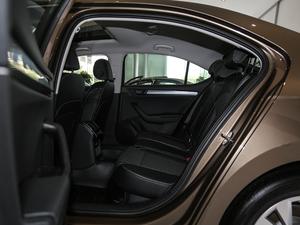 2018款280TSI DSG舒适版 后排空间