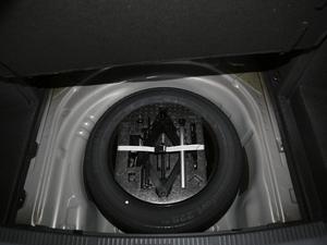 2018款280TSI DSG舒适版 备胎
