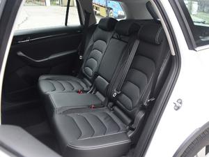 2018款TSI330 5座豪华优享版 后排座椅