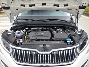 2018款TSI330 5座豪华优享版 发动机