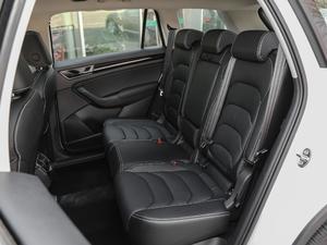 2018款改款 TSI330 5座两驱豪华优享版 后排座椅