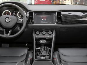 2018款改款 TSI330 5座两驱豪华优享版 中控台