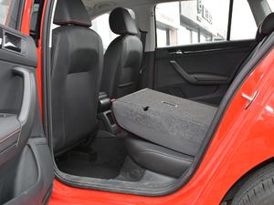 2018款230TSI 自动运动版 后排座椅放倒
