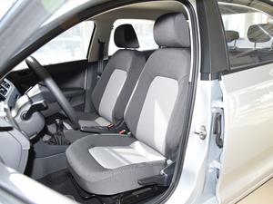 2018款1.4L 手动标准版 前排座椅