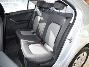 2018款1.4L 手动标准版 后排座椅